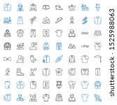 men icons set. collection of... | Shutterstock .eps vector #1525988063