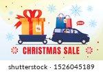 Christmas Sale  Winter Holiday...