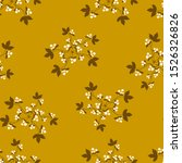 cute simple pattern with small... | Shutterstock .eps vector #1526326826