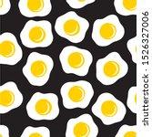 morning breakfast seamless... | Shutterstock .eps vector #1526327006
