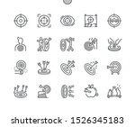 target well crafted pixel... | Shutterstock .eps vector #1526345183