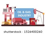 oil   gas industry process...