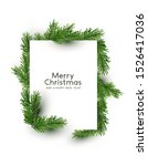 A Christmas Rectangle Shape...