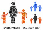 mother and children composition ...   Shutterstock .eps vector #1526524100