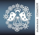 Christmas Angel Patterns In A...