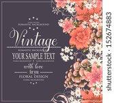 Invitation Or Wedding Card Wit...