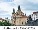 Baroque Church Of St Nicholas...
