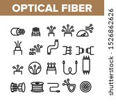 optical fiber collection...   Shutterstock .eps vector #1526862626