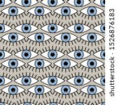 Abstract Seamless Sport Eyes...