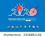 2020 creativity inspiration...   Shutterstock .eps vector #1526881136