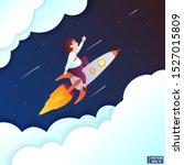 vector illustration. cartoon...   Shutterstock .eps vector #1527015809