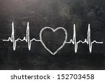 heartbeat character and design  ... | Shutterstock . vector #152703458