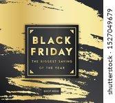 black friday sale banner...   Shutterstock .eps vector #1527049679