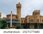Banglore palace wonderful view .The most attractive place in india.