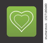 heart love icon for your design ... | Shutterstock . vector #1527180680