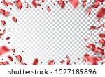 confetti  serpentine  balls and ... | Shutterstock .eps vector #1527189896