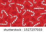 christmas or new year... | Shutterstock .eps vector #1527257033