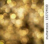 abstract circular bokeh... | Shutterstock . vector #152729030