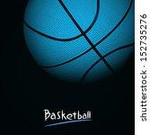 basketball | Shutterstock . vector #152735276