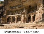 7th Century Jain Sculptures...