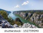 Danube Gorge  Danube In Djerda...