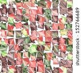 geometric hipster background | Shutterstock .eps vector #152766689