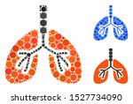 breathe system composition of...   Shutterstock .eps vector #1527734090