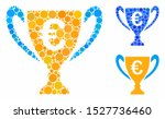 euro cup composition of round... | Shutterstock .eps vector #1527736460