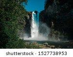 Waterfall In Washington State...