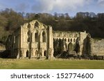 Rievaulx Abbey Is A Former...