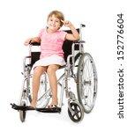 idea about handicap | Shutterstock . vector #152776604