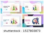 xmas preparation website... | Shutterstock .eps vector #1527803873