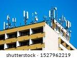 Microwave Transmitter Antennas...