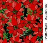wonderful seamless background... | Shutterstock .eps vector #1528003409
