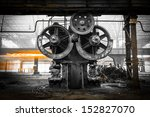 Abandoned Metallurgical Firm...
