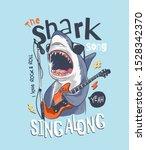typography slogan with cartoon...   Shutterstock .eps vector #1528342370