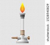 2d laboratory equipment cartoon ...   Shutterstock .eps vector #1528540829