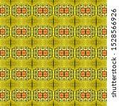 colorful seamless portuguese... | Shutterstock . vector #1528566926