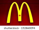 toronto  canada   july 23 ...   Shutterstock . vector #152860094
