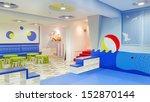interior of a modern... | Shutterstock . vector #152870144