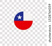 chile icon sign and symbol.... | Shutterstock .eps vector #1528764359