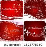 set of floral background art... | Shutterstock .eps vector #1528778360