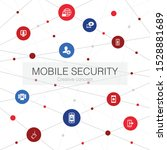 mobile security trendy web...