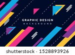 modern geometric background.... | Shutterstock .eps vector #1528893926