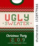 Ugly Sweater Christmas Party...
