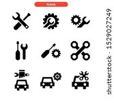 repair icon isolated sign...   Shutterstock .eps vector #1529027249