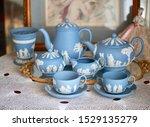 English Afternoon Tea Porcelai...