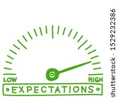 Hope Meter   High Expectations ...