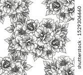 abstract elegance seamless...   Shutterstock . vector #1529306660