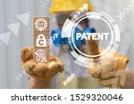 Patent Industry Concept....